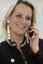 Monique de Haas (Office manager)