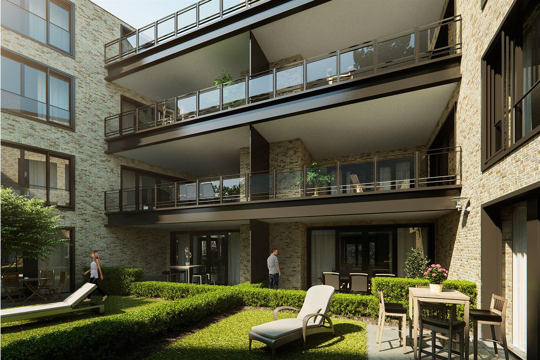 Appartement te koop: Looiershof 9 B02 6211 MC Maastricht [funda]