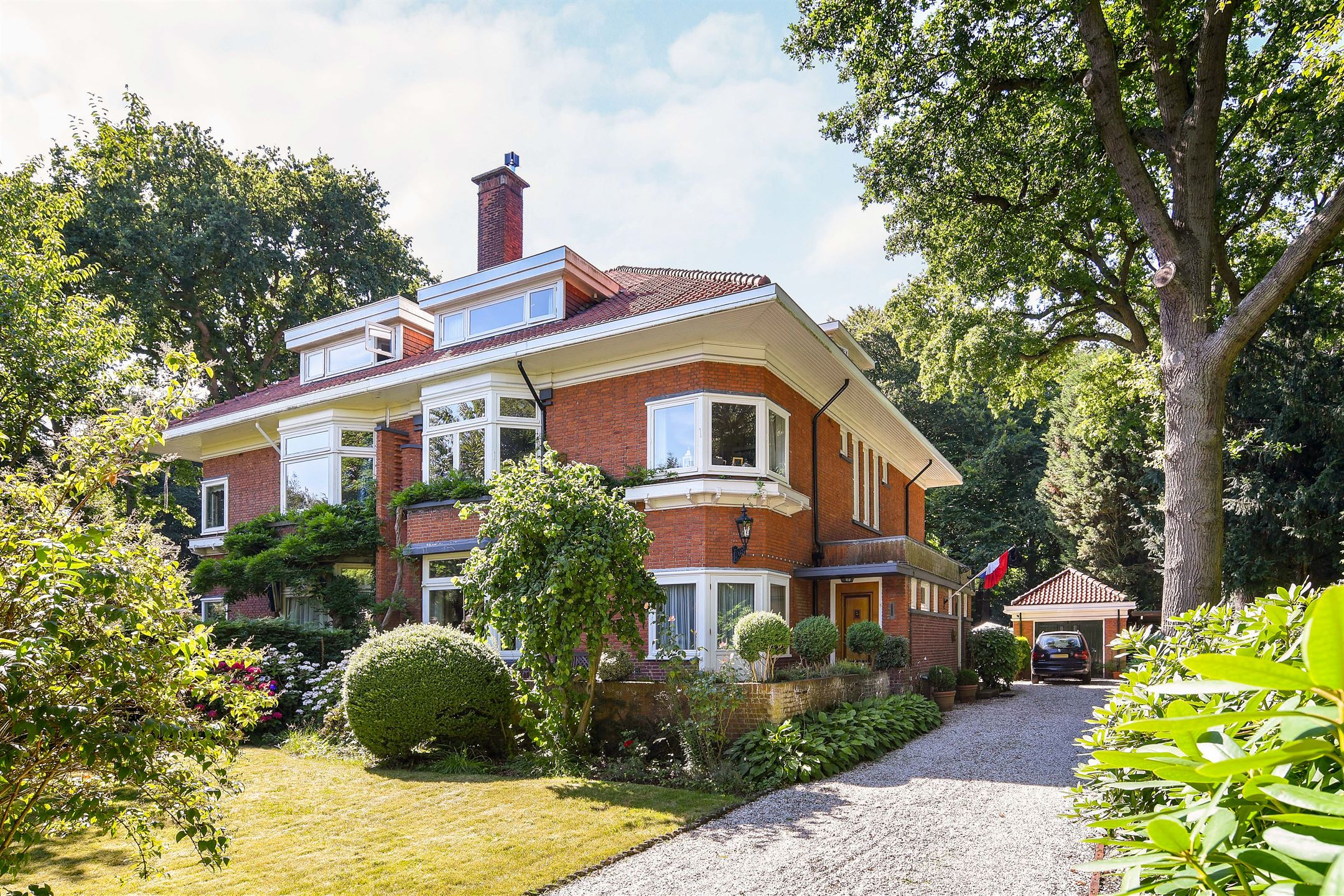 Huis te koop verlengde kerkeboslaan 26 2244 bw wassenaar for Koopwoningen