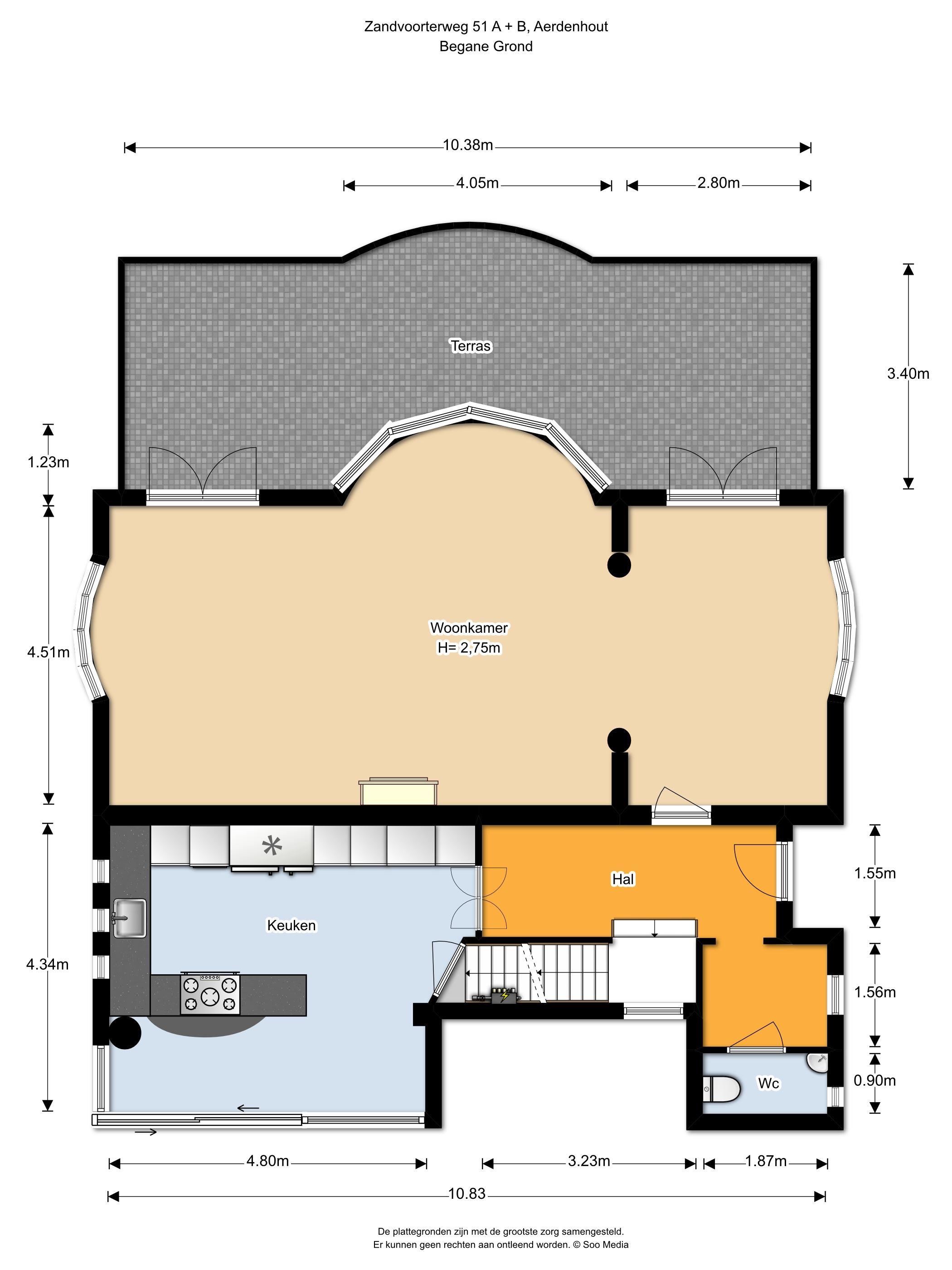Huis Te Koop Zandvoorterweg 51 A B 2111 Gs Aerdenhout Funda