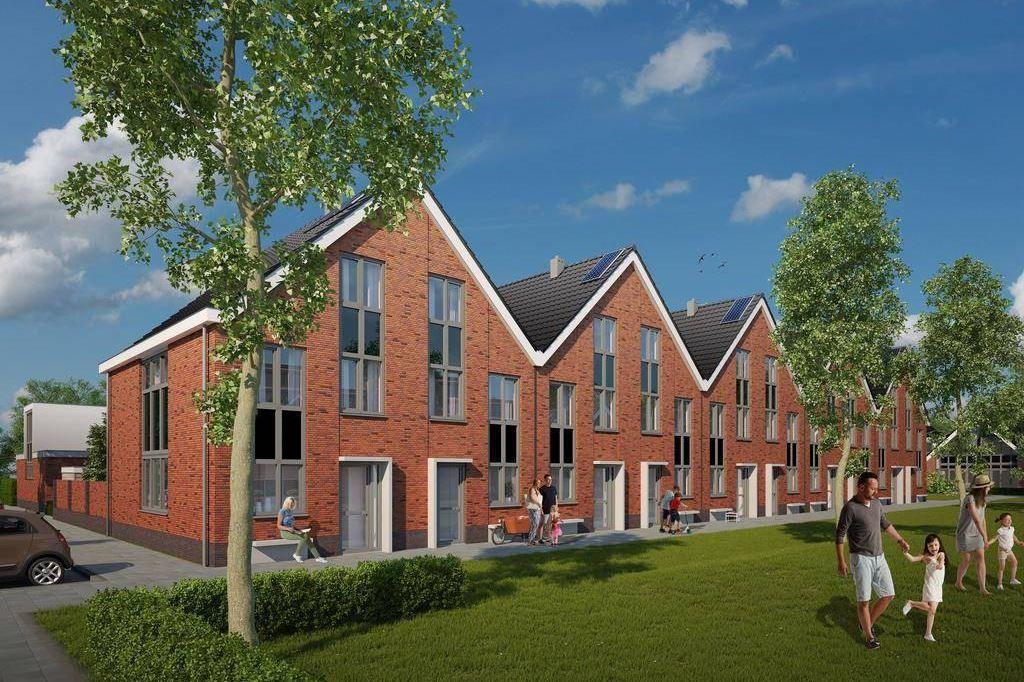 Huis te koop: De Veense Poort fase 3 (Bouwnr. 11) 3905 MX Veenendaal ...