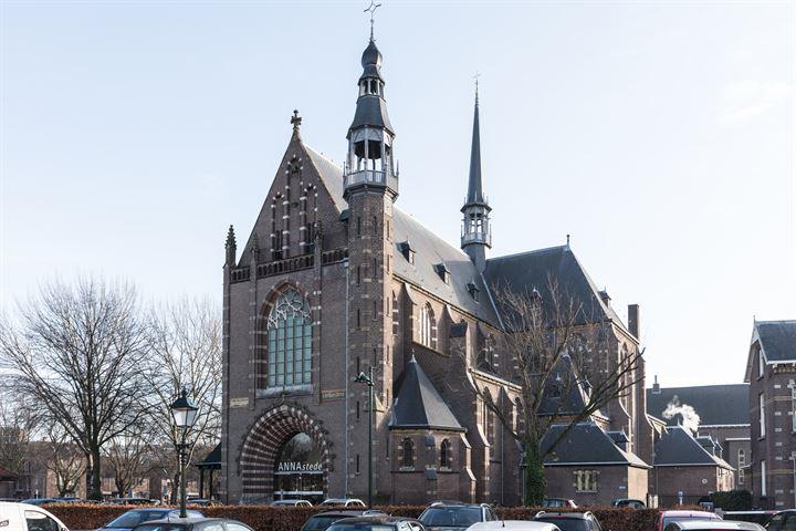 Haagweg 1, Breda