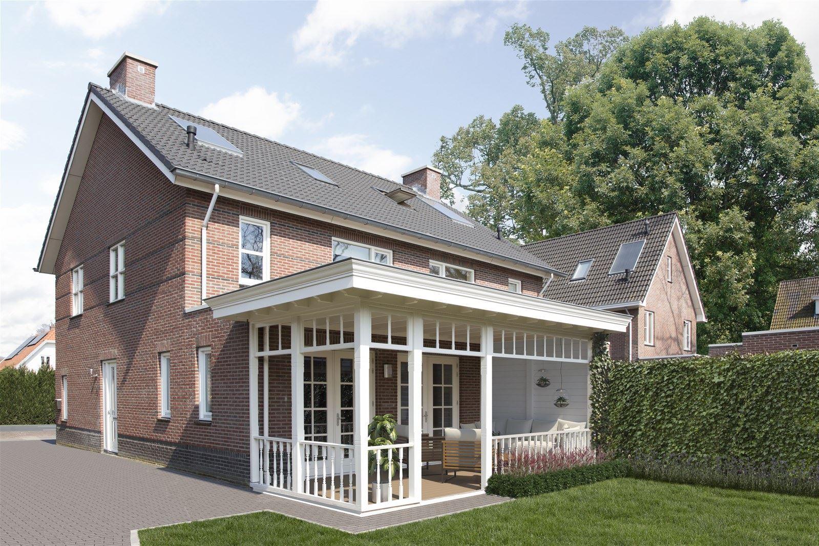 5 x huizen die te koop staan aan de Deventerstraat in ...