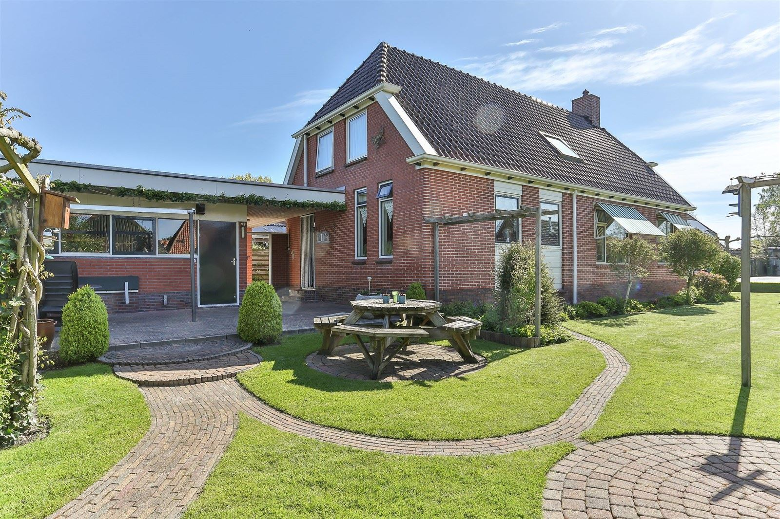 Verkocht: Donkerslaan-Zevenhuizen 12 9617 AN Harkstede [funda]
