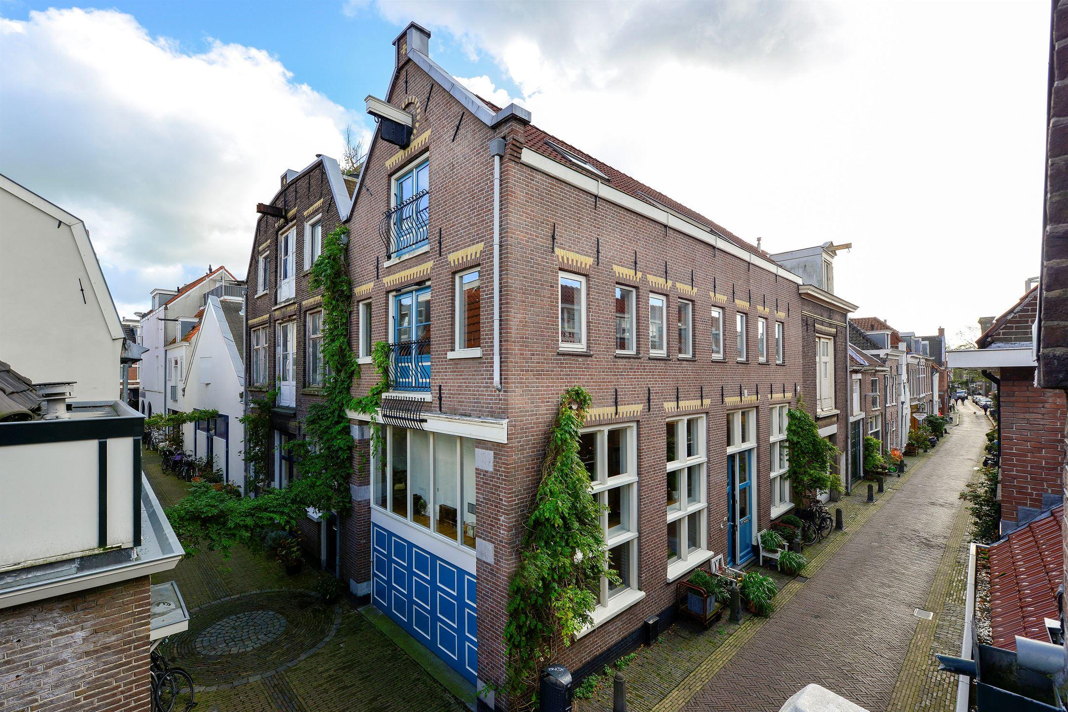 Huis te koop lange annastraat 19 a 2011 xg haarlem funda for Funda haarlem centrum