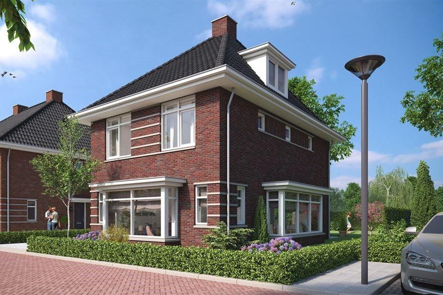 Verkocht vrijstaand dorsveld fase 6 5462 veghel for Vrijstaand huis achterhoek