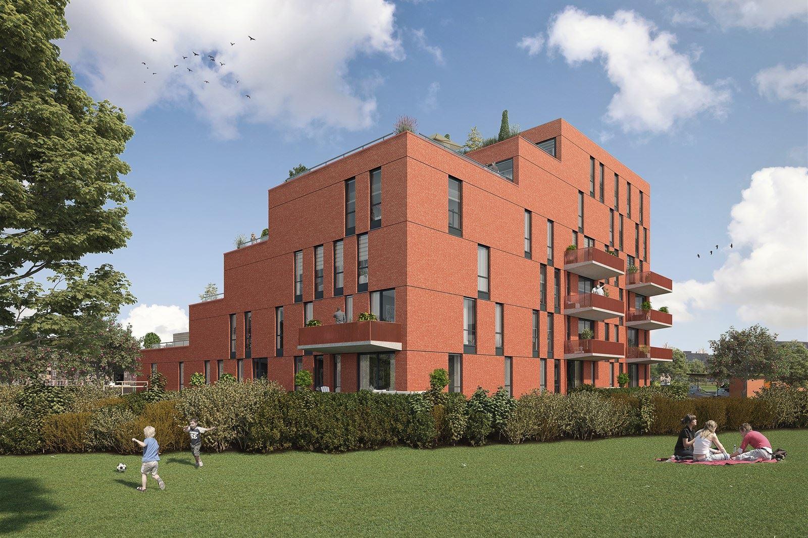 Appartement te koop villa cascade balkon bouwnr 13 for Mijn funda