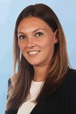 Estelle Haak-Hammann (Office manager)