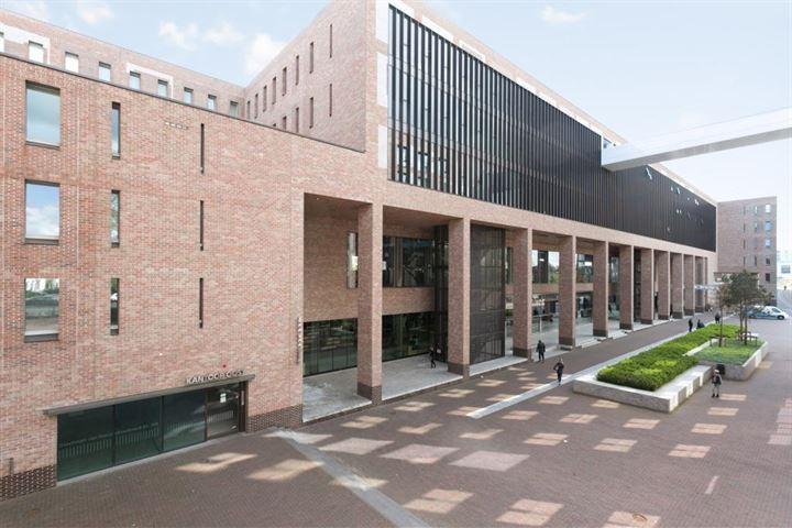 Gravinnen van Nassauboulevard 75 -110, Breda