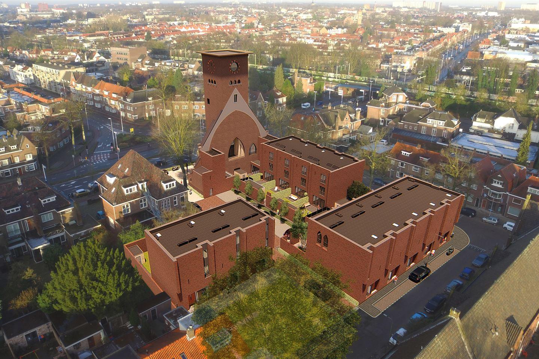 Bekijk foto 3 van Kerkwoning - Sacramentshof (Bouwnr. 3)