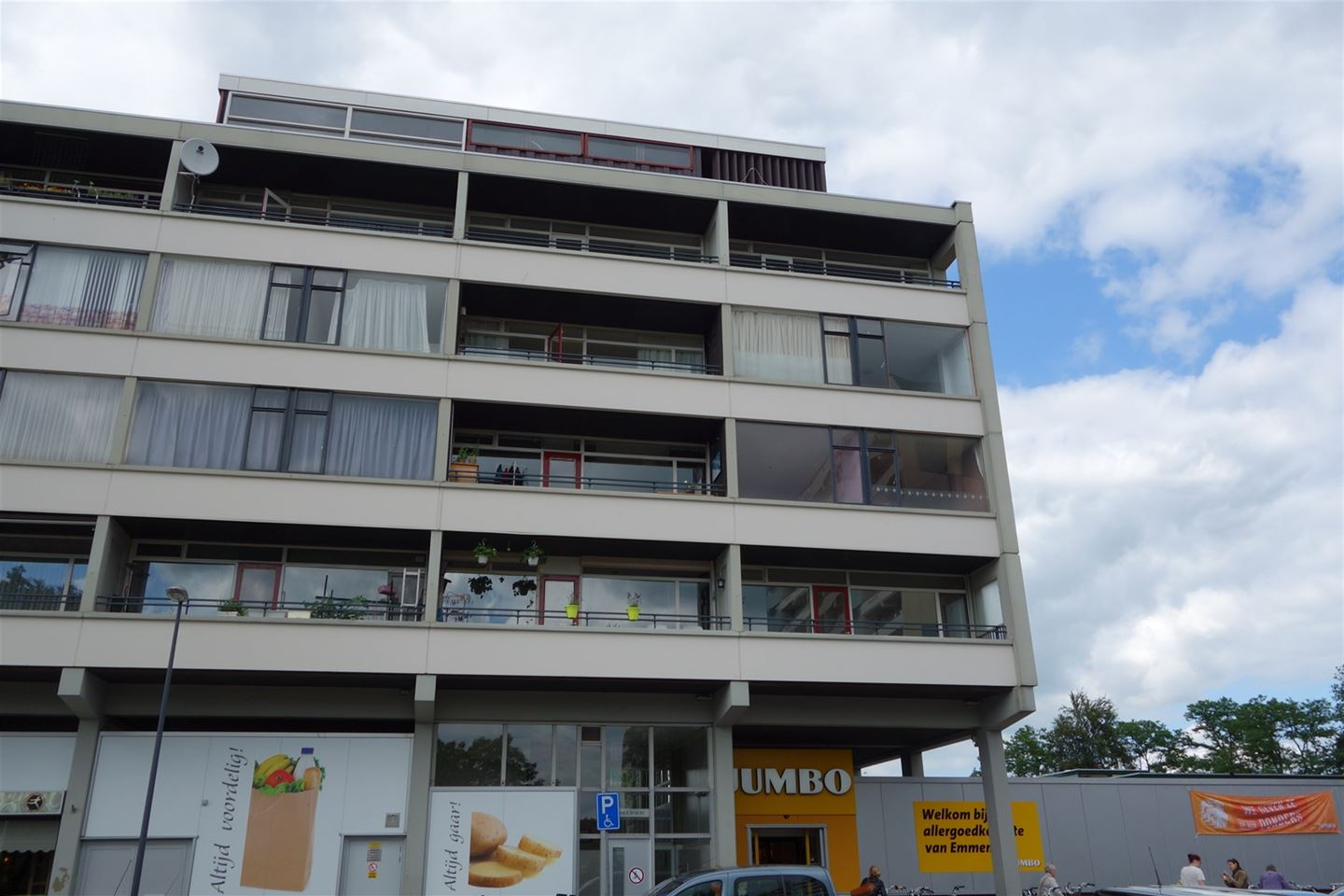 Apartment for rent: Statenweg 87 7824 CV Emmen [funda]