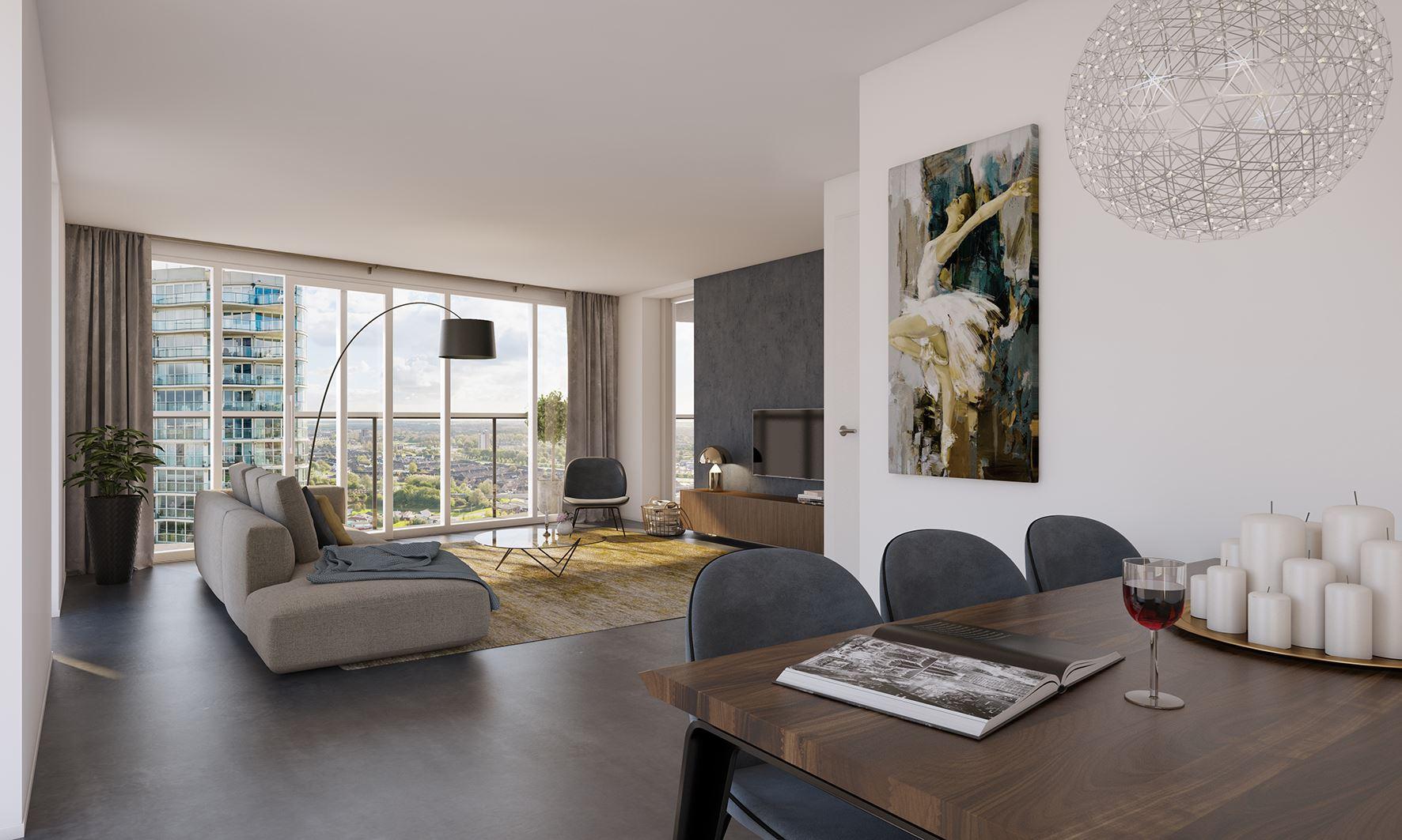 Appartement te koop terras aan de maas bouwnr  lz