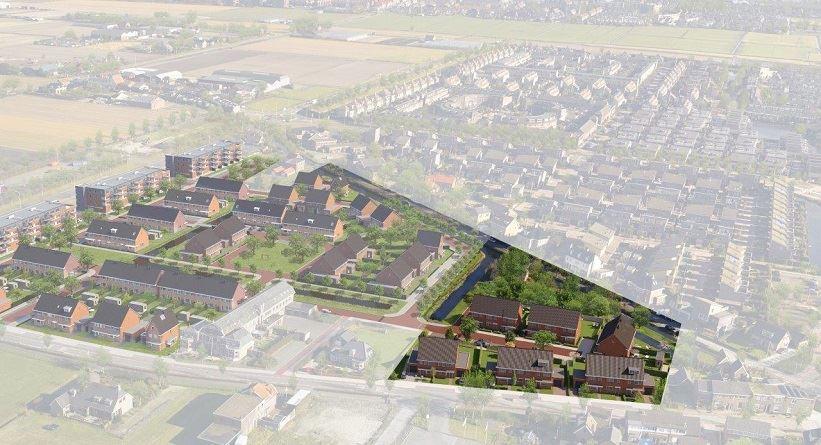 Engelse Tuin Voorhout : Nieuwbouwproject te koop: engelse tuin [funda]