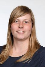 Moniek Kersten - Secretaresse