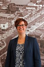 Diena Prins (Office manager)