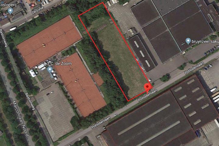 Potlodenlaan 1, Bergen op Zoom