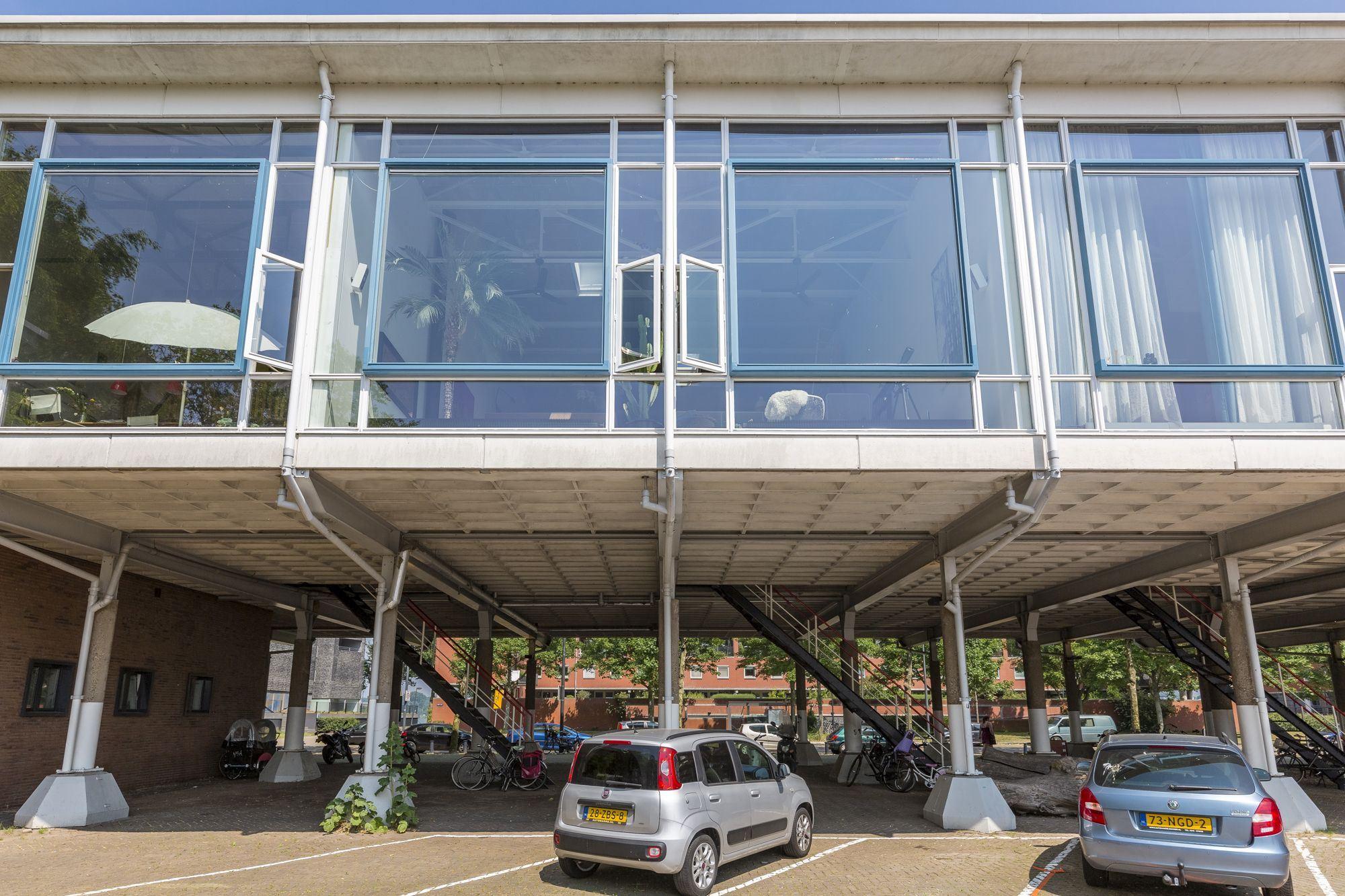 Inloopkast Knsm Loft : Verkocht: levantplein 5 1019 ma amsterdam [funda]