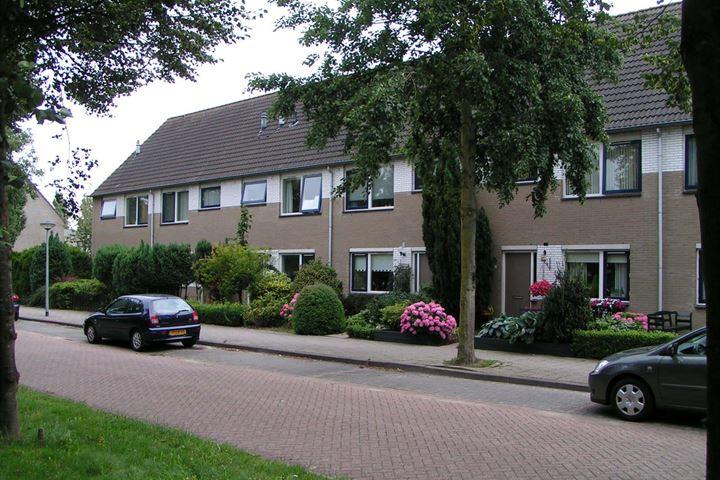 Reeenspoor/Konijnenberg eengezinswoning (hoekwoning)