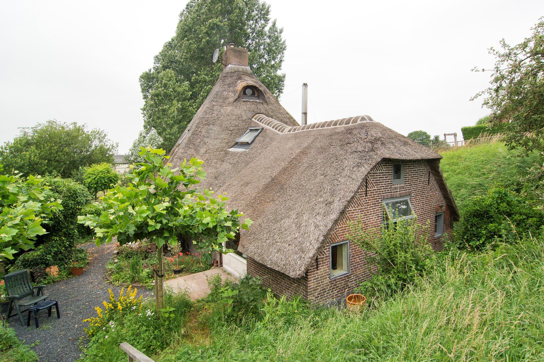 Landelijk Wonen Funda : Verkocht: lekdijk 92 4124 ke hagestein [funda]