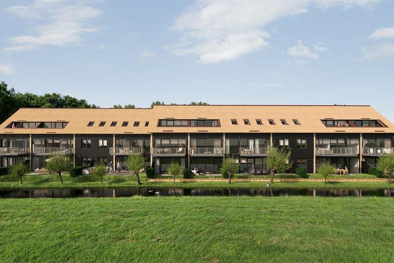 Verkocht wonen op landgoed schoonenburgh bouwnr 21 for Funda landgoed