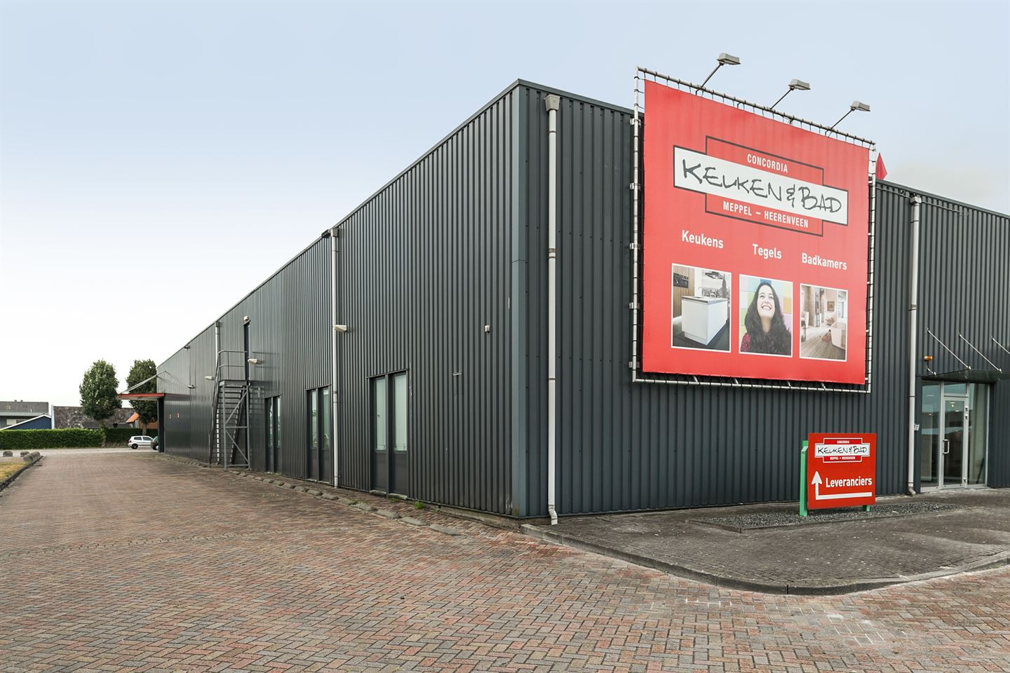 Industrial unit Heerenveen | Search industrial units for rent ...