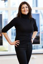 Anita Kiss (Administrative assistant)