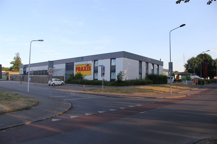 Porseleinstraat 1, Maastricht