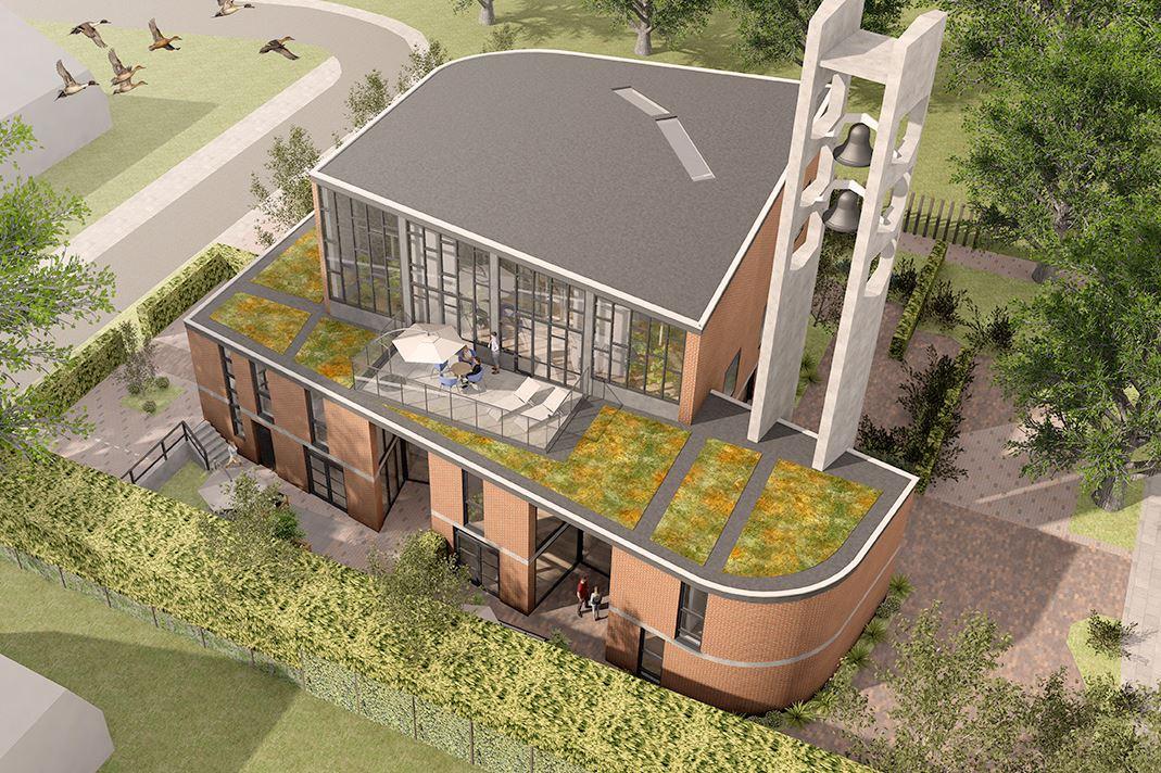Bekijk foto 1 van Den Wijnbergh 2 b