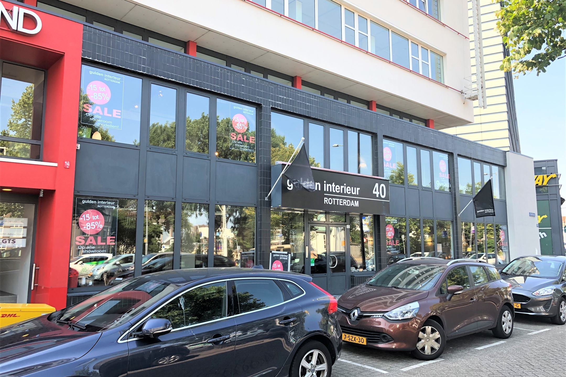 Winkel Rotterdam   Zoek winkels te huur: Vasteland 40 3011 BM ...