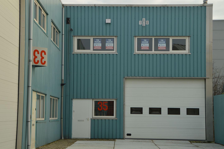 Garage Huren Almere : Bedrijfshal almere zoek bedrijfshallen te huur: keersluisweg 35