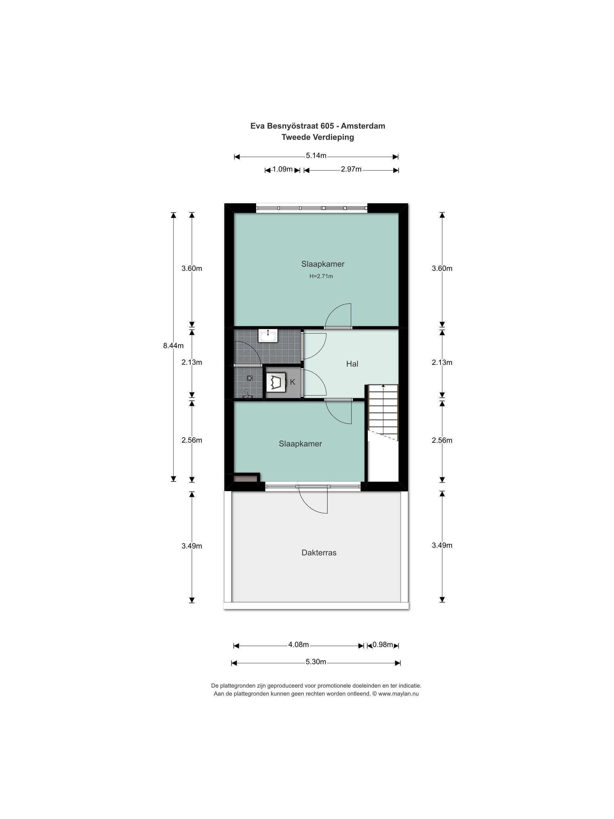 House for rent: Eva Besnyöstraat 605 1087 LM Amsterdam [funda]