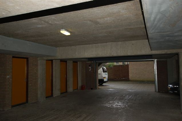 Mahlerstraat parkeerplaats