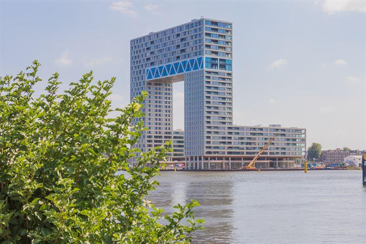 Pontsteiger, Amsterdam