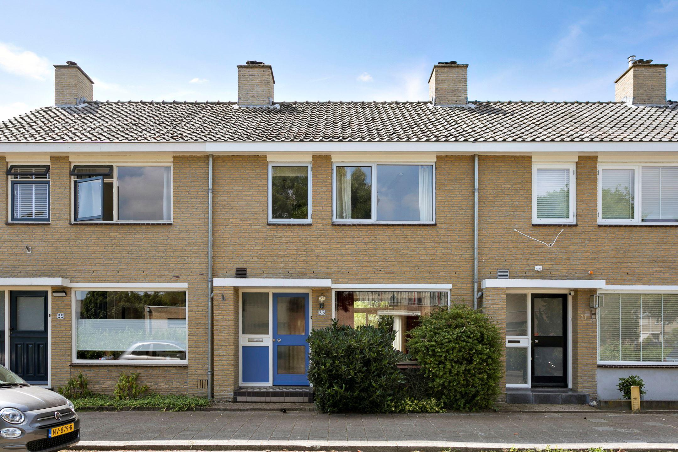 Huis te koop: weberstraat 33 5216 ex den bosch [funda]