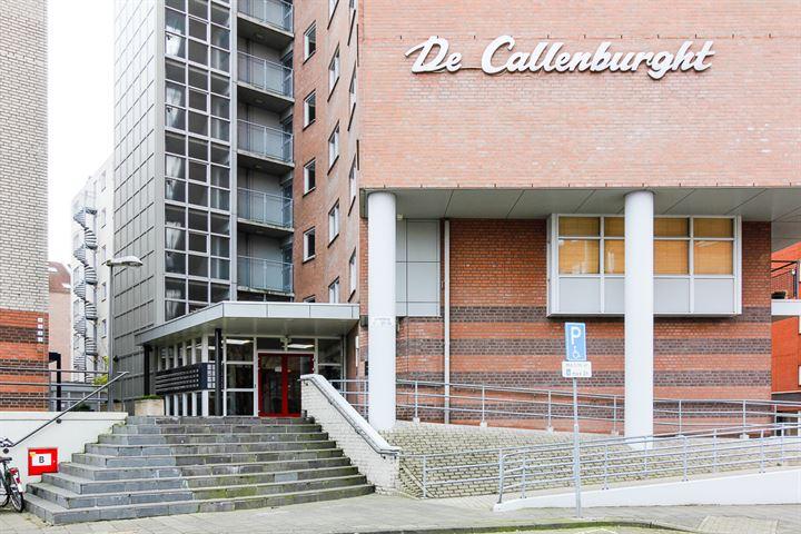 Parkeerplaats De Callenburgh Helmond