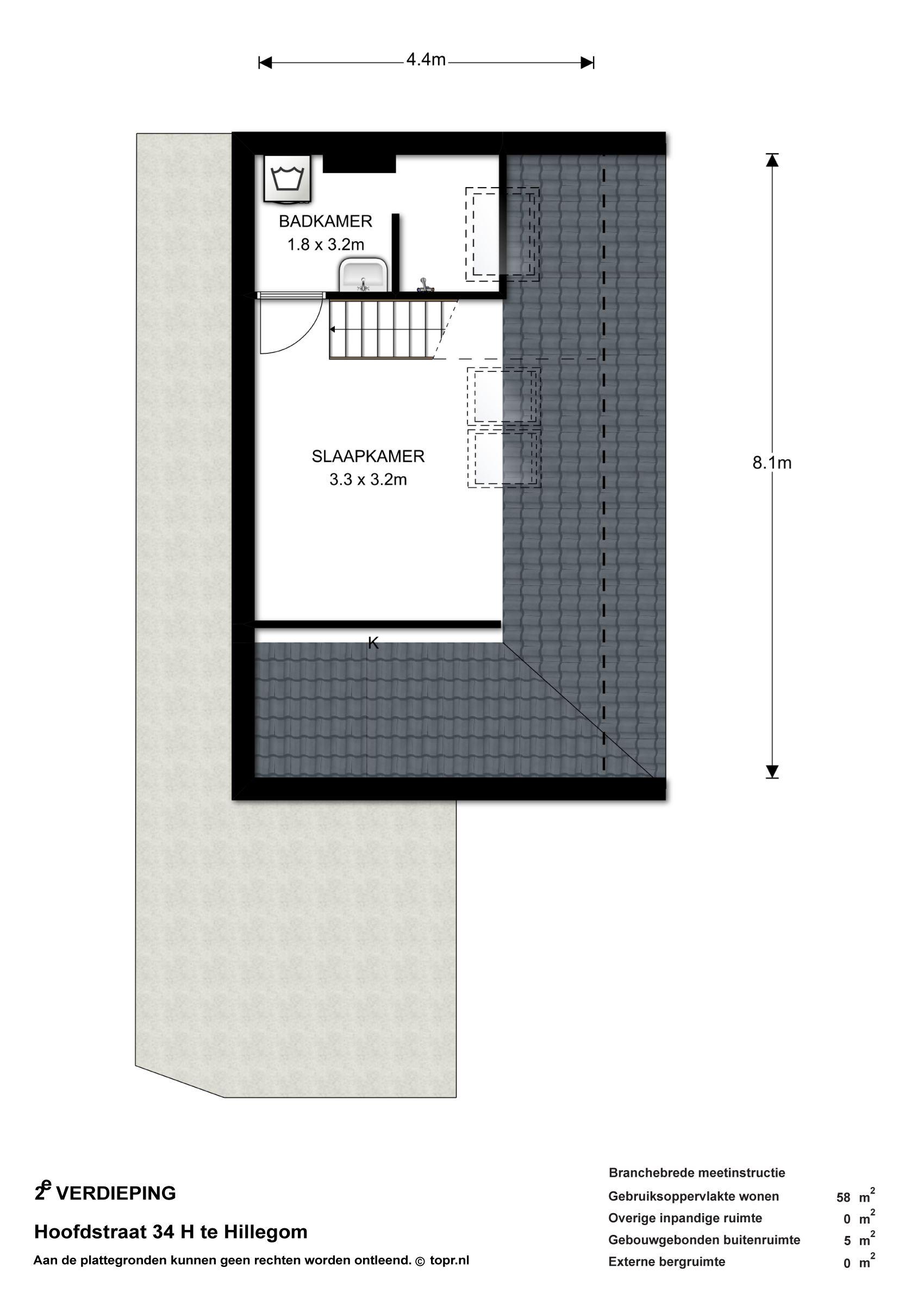 Appartement te koop: Hoofdstraat 34 H 2181 ED Hillegom [funda]