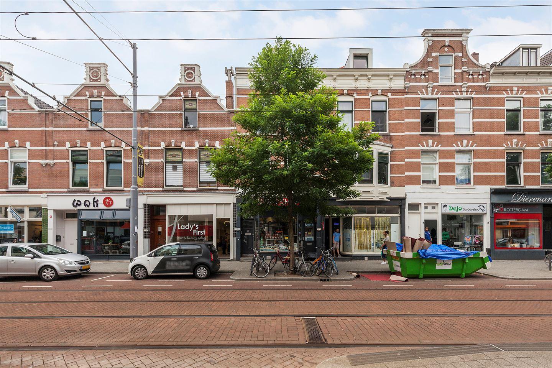 Verkocht nieuwe binnenweg 273 b 1 3021 ge rotterdam funda for Starterswoning rotterdam