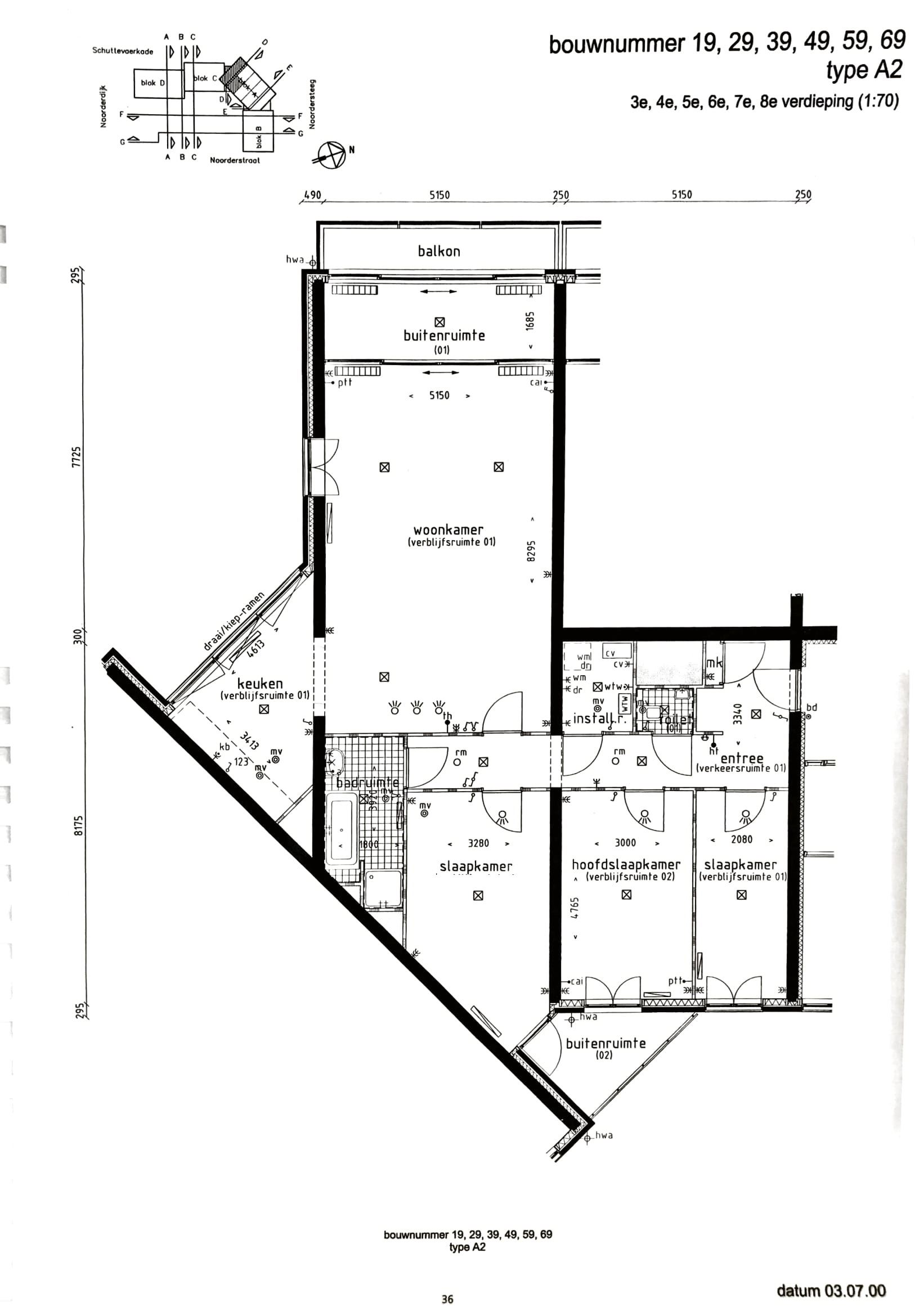 Appartement te koop: Noorderhoofd 62 3311 RD Dordrecht [funda]