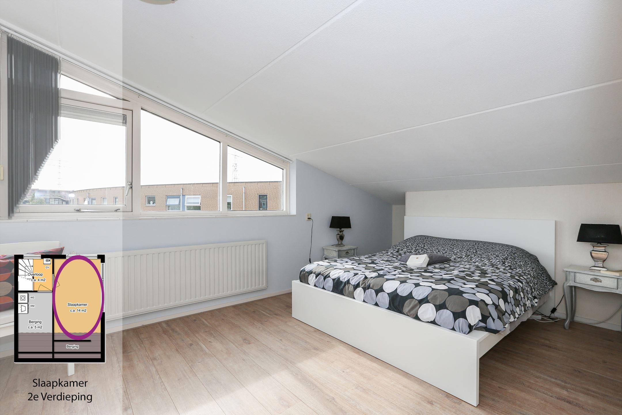 Zonwering Slaapkamer 14 : Verkocht: boeierhof 34 2162 lg lisse [funda]