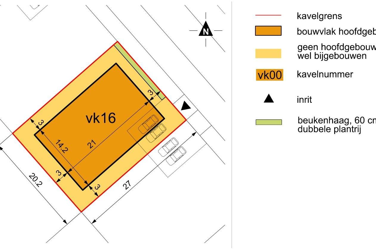 Bekijk foto 4 van Bouwkavels Land van Luna fase 2, kavel vk16 (Bouwnr. 16)