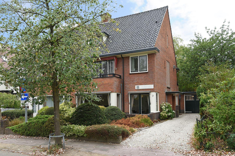 Huis te koop burgemeester van hellenberg hubarlaan 7 1217 for Huis hilversum