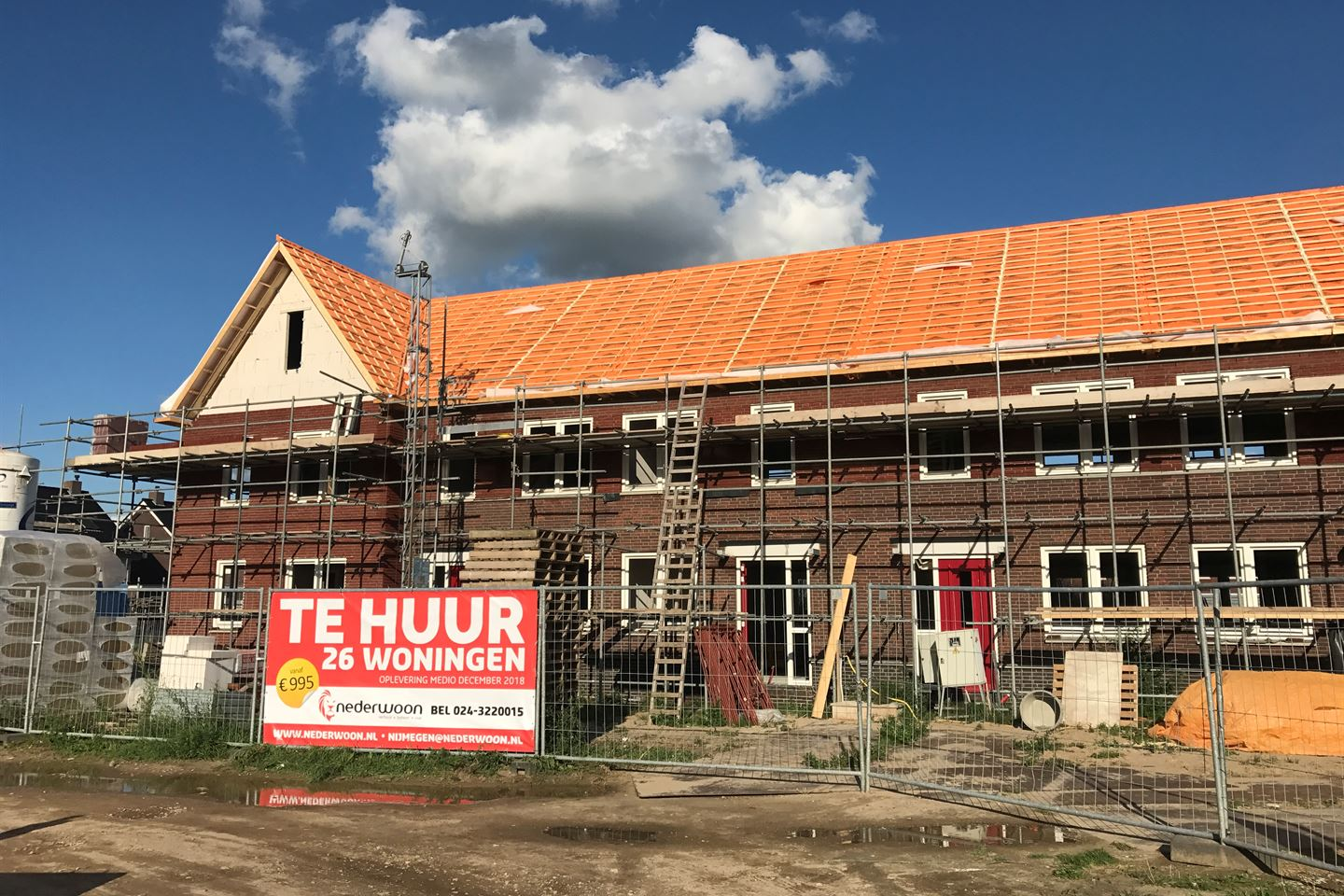 Garage Huren Tiel : House for rent aardbeivlinder hb tiel funda