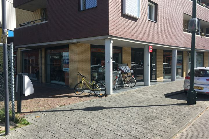 Concordiastraat 15, Breda