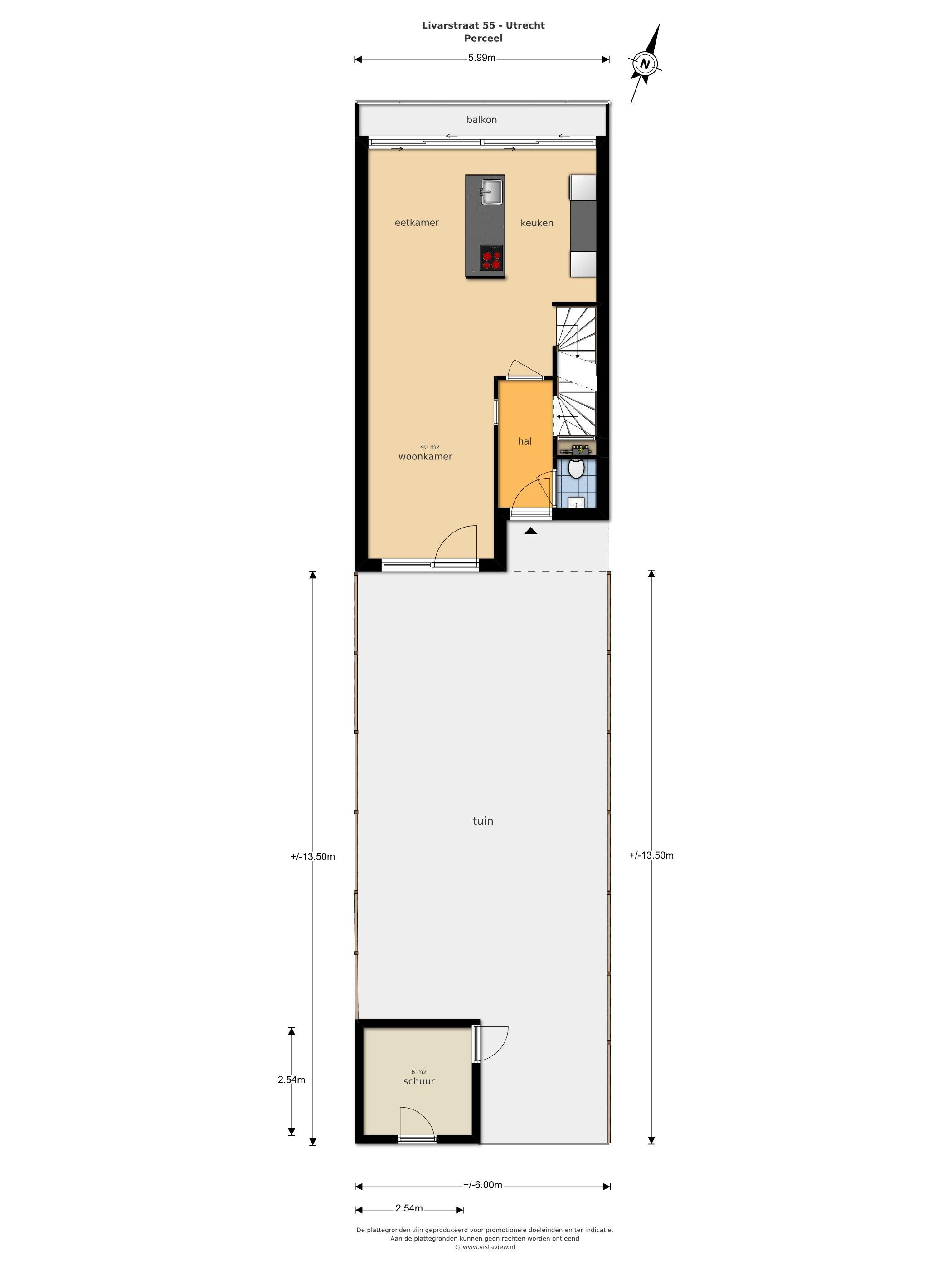 Huis te koop: Livarstraat 55 3573 SB Utrecht [funda]