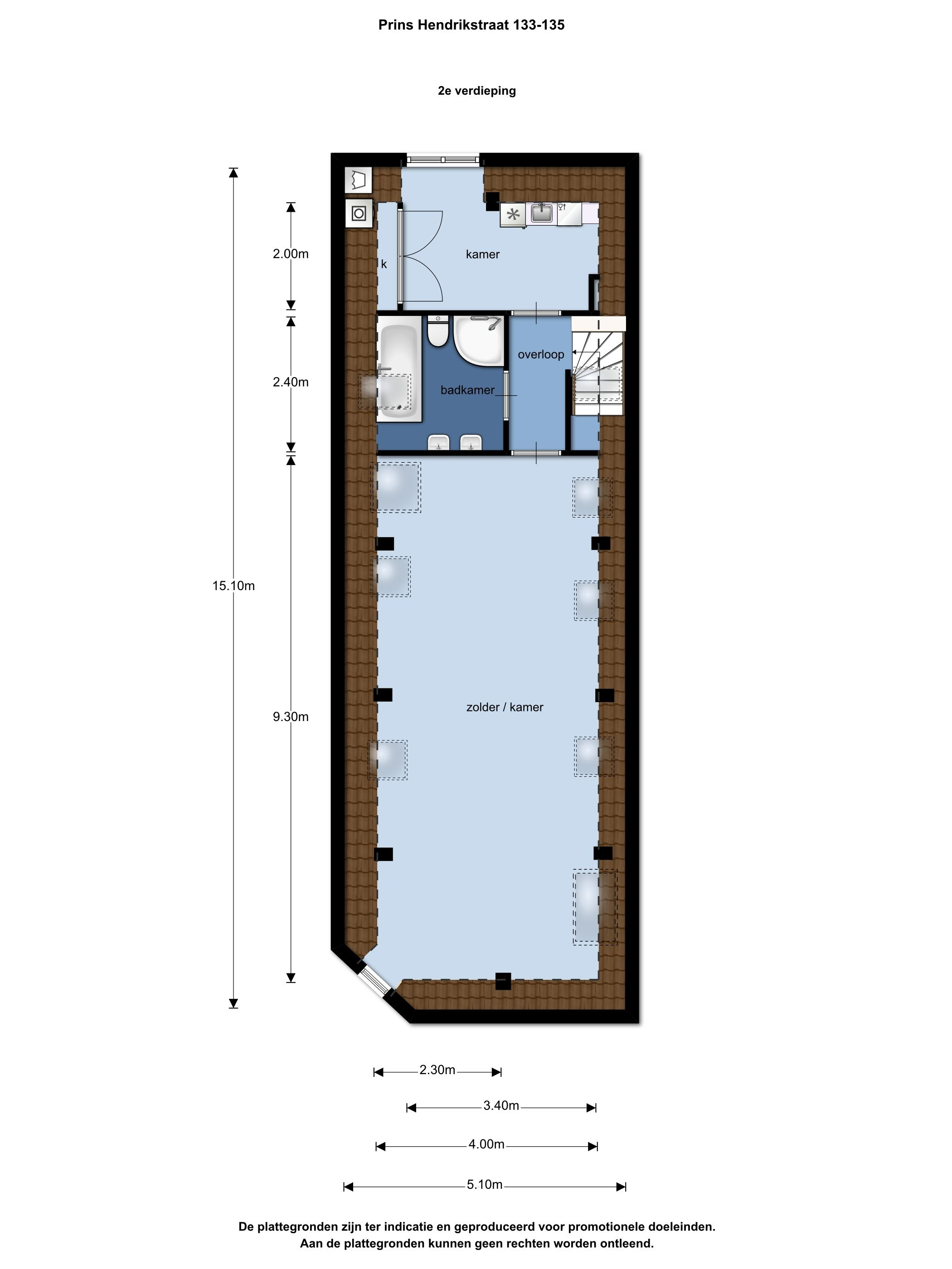 Huis te koop: Prins Hendrikstraat 133 -135 2405 AJ Alphen aan den ...