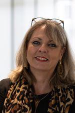 A.E. ( Lisette) Kokje - Van der Gaag (Office manager)