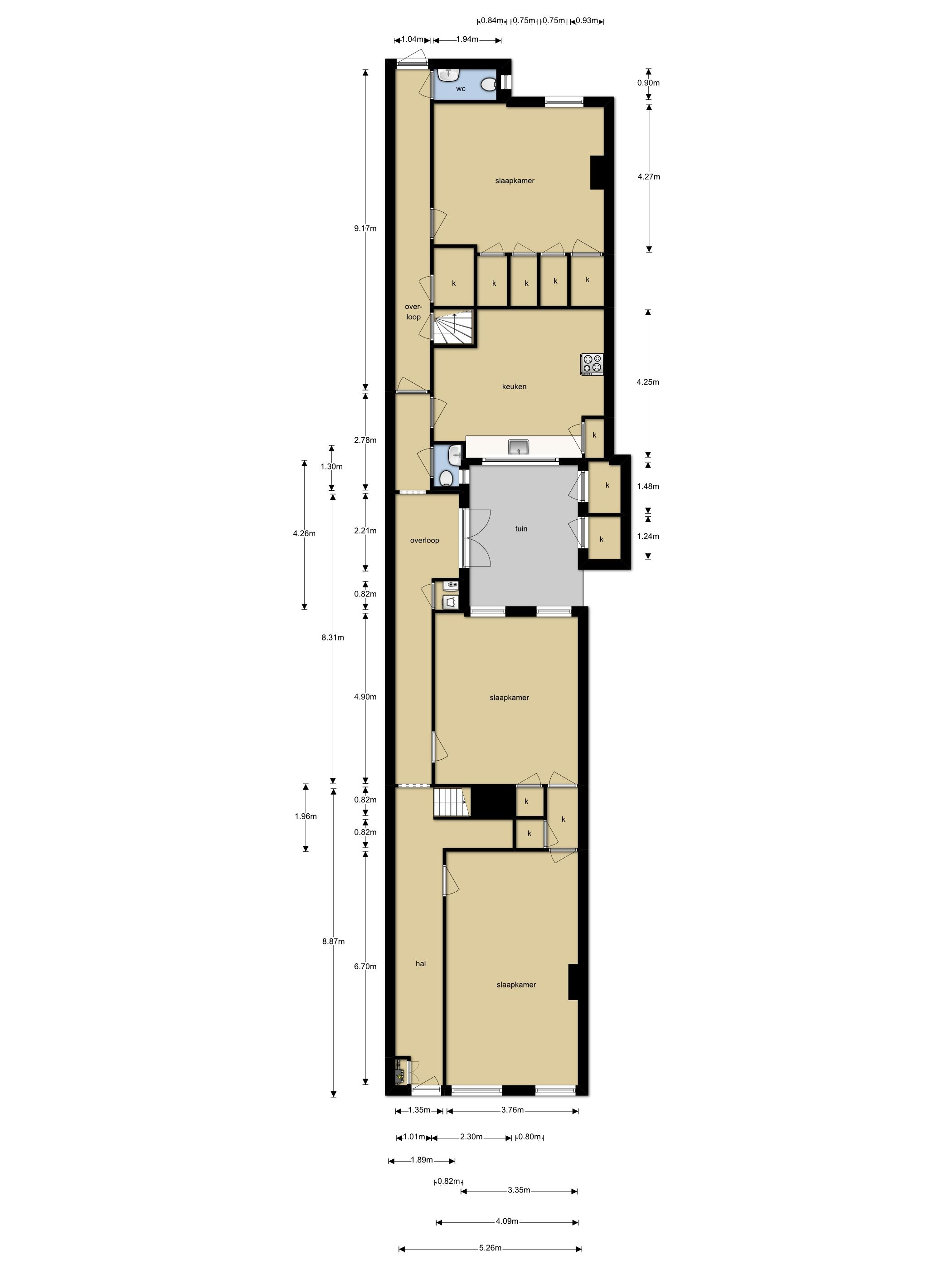 Huis te koop: Steegoversloot 64 3311 PR Dordrecht [funda]
