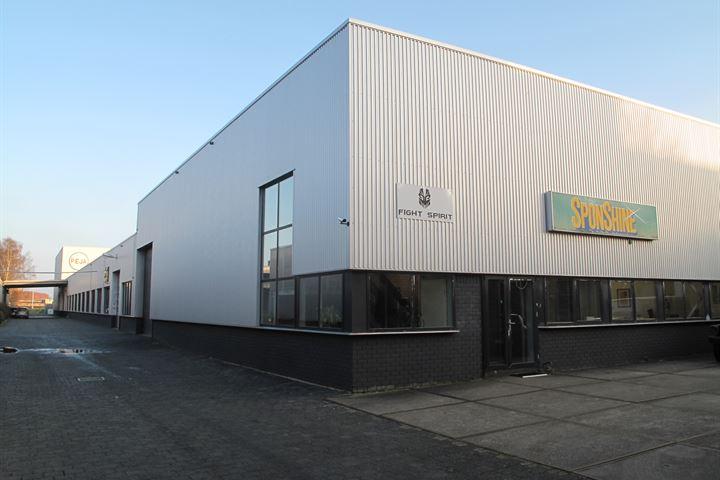 Van Oldenbarneveldtstraat 85 a, Arnhem
