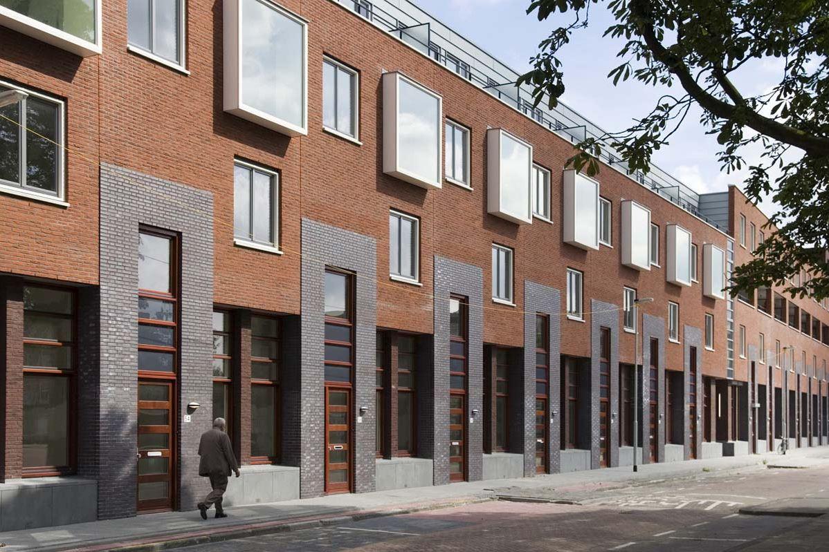 Nieuwbouwproject te huur van dorp delfshaven funda for Nieuwbouw rotterdam huur