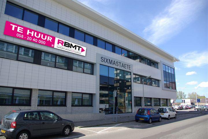 Sixmastraat 3, Leeuwarden